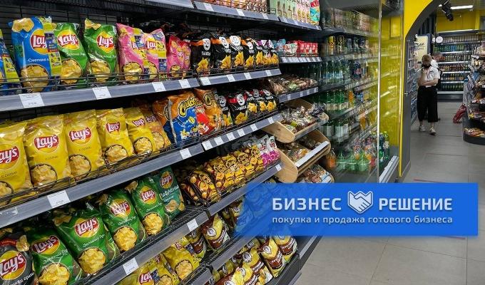 Сеть продуктовых магазинов в ЦАО