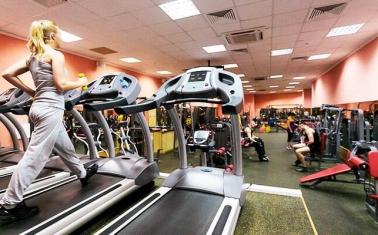 Шикарный фитнес-клуб с высокой прибылью