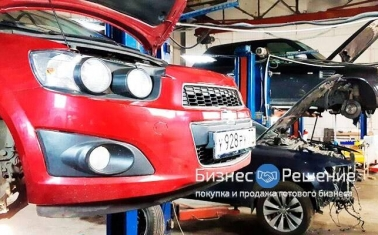 Сертифицированный автосервис Вилгуд в Царицыно