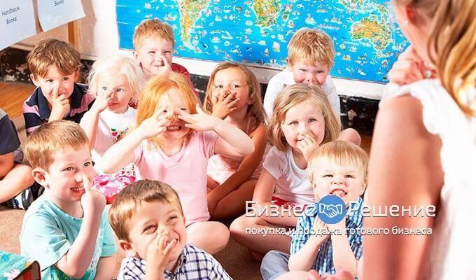 Детский сад с высокой прибылью в Одинцовском районе