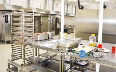 Фабрика-кухня с действующими контрактами
