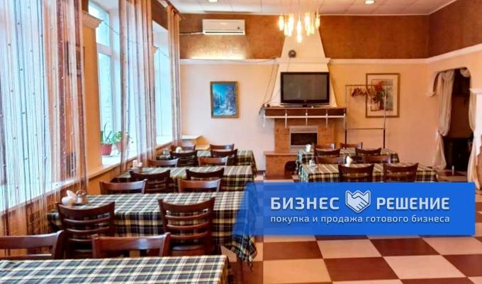 Ресторанный комплекс с розничным магазином в Люберцах