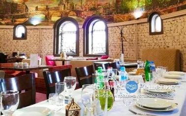 Ресторан в историческом месте Москвы