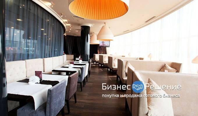 Ресторанный бизнес с крупном ТРЦ г. Реутов