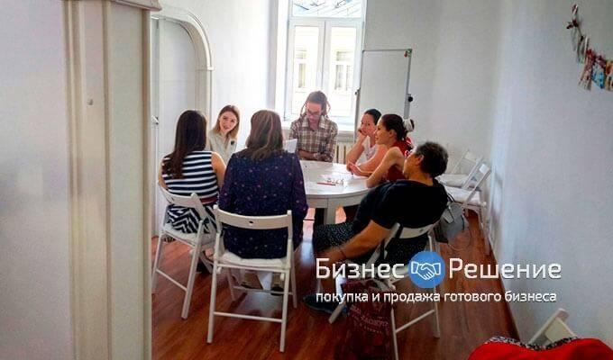 Сеть школ иностранных языков в Москве и СПб