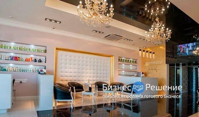 Салон красоты в районе Киевского вокзала