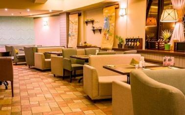 Атмосферный итальянский ресторан с летней верандой