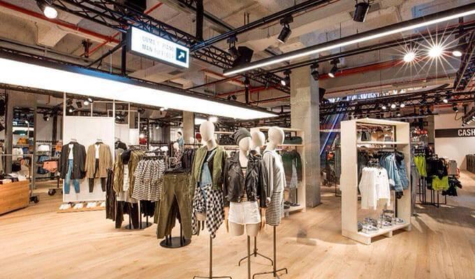 Бутик одежды  — известная франшиза, высокий доход