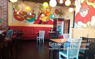 Ресторан паназиатской кухни на Дмитровской