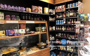 Продуктовый магазин в г. Реутов