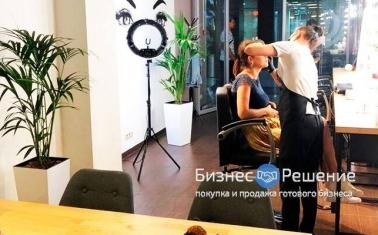 Студия бровей и ресниц в продвинутом бизнес-центре