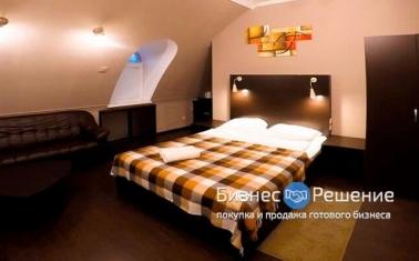 Мини-отель 3 звезды с высокой прибылью