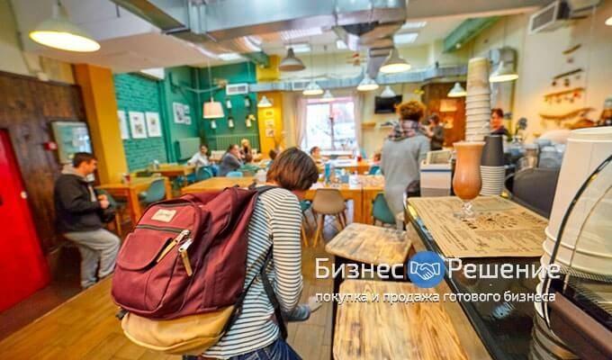 Кафе итальянской кухни в центре Москвы