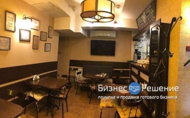 Кафе у метро Полежаевская