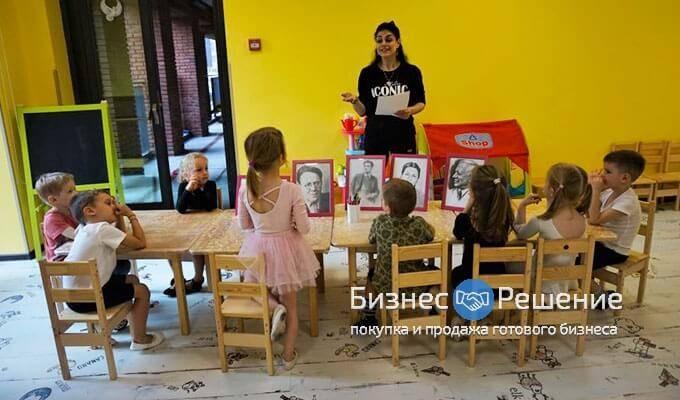 Частный детский сад с высокой прибылью