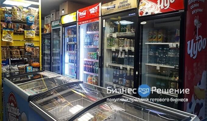 Продуктовый магазин в ЮВАО