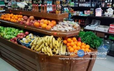 Прибыльный магазин продуктов питания в ЗАО