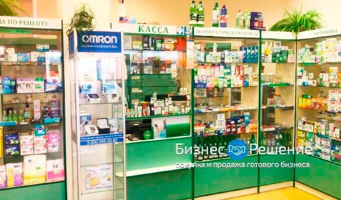 Прибыльная сеть аптек в Химках с бессрочной лицензией