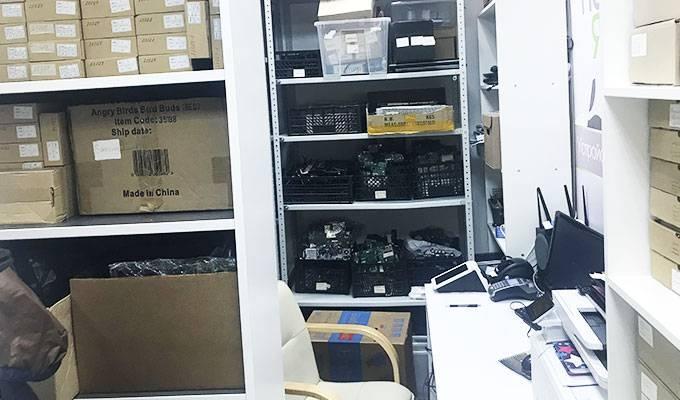 Прибыльный магазин запчастей для ноутбуков