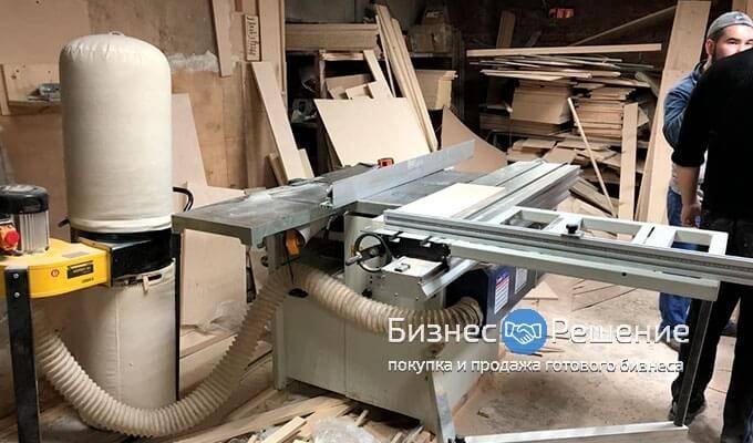 Мебельная фабрика с высокой прибылью