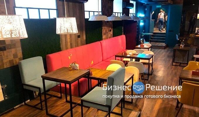 Ресторан авторской кухни в центре Москвы