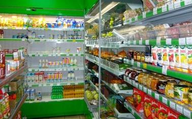 Продуктовый магазин у метро Кунцевская
