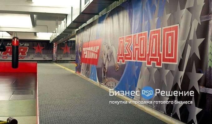 Спортивный клуб с площадями под субаренду