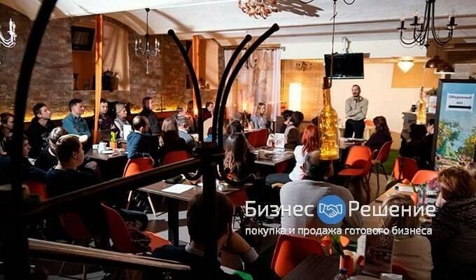 Кафе-столовая в центре Москвы