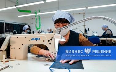 Швейное производство в пределах МКАД