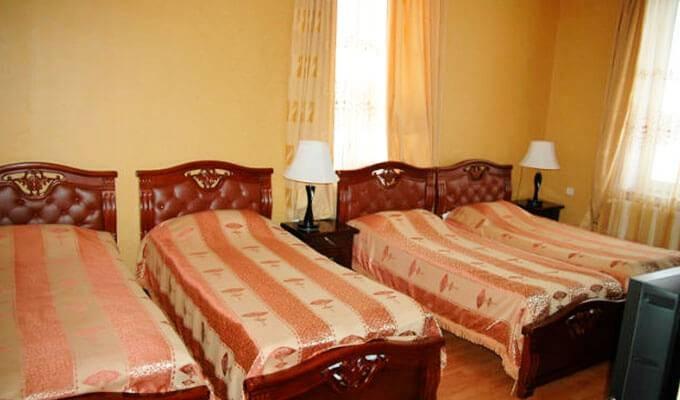 Отель и казино на горнолыжном оздоровительном курорте Грузии (Бакуриани)