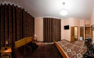 Отель — высокая прибыль, рейтинг 9.1 на Букинг, ЦАО