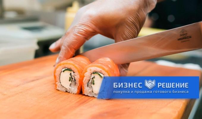 Прибыльная доставка японской еды в СЗАО