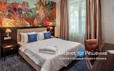 Отель 5 звезд в центре Москвы с помещением в собственности