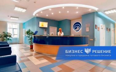 Успешный медицинский центр с помещением в собственности