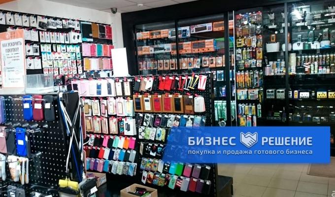 Сеть магазинов по продаже запчастей для мобильной техники