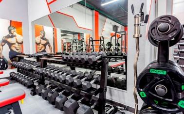 Фитнес-клуб с долгосрочной арендой