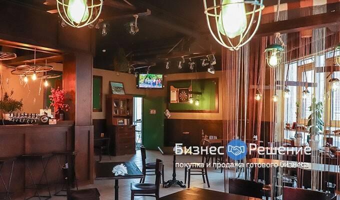 Двухэтажный бар в Московской области