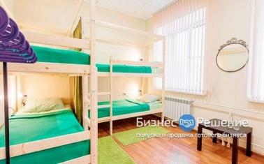 Готовый хостел у метро Красносельская