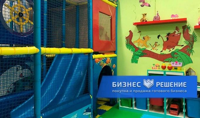Детский клуб в Куркино