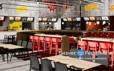 Гриль-кафе на фудкорте РЦ