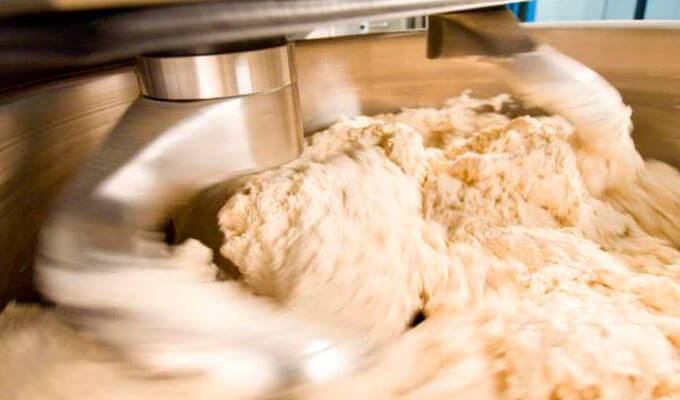 Пекарный цех с базой оптовых покупателей