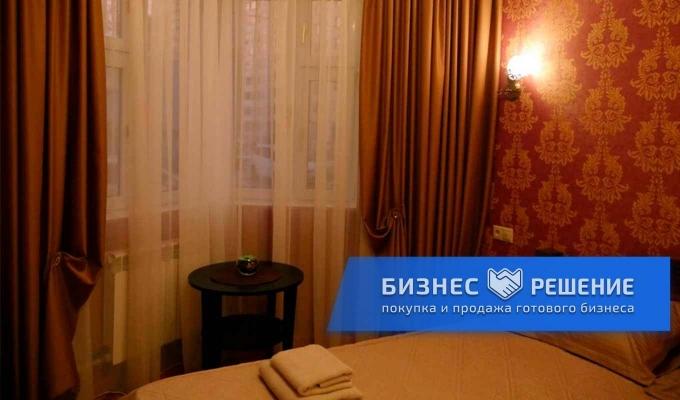 Гостиница в районе Мичуринского проспекта