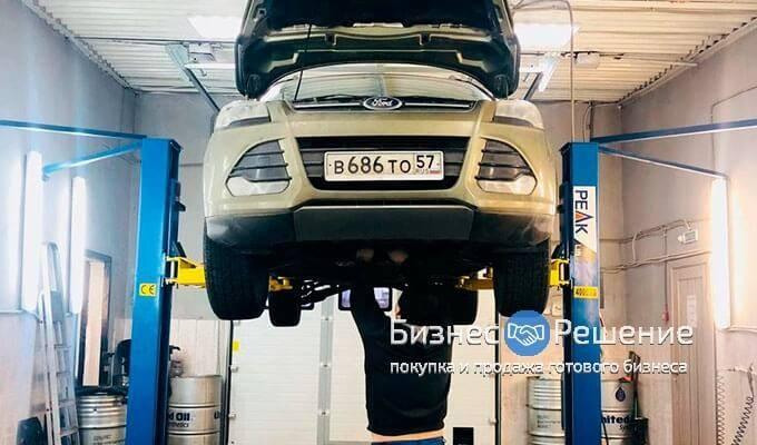 Автотехцентр по ремонту АКПП с высокой прибылью