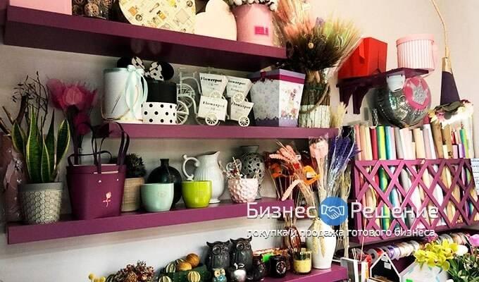 Цветочный магазин у Кожуховской