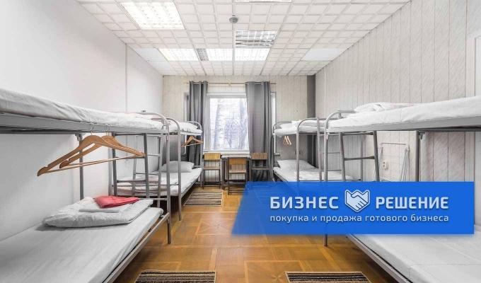 Действующий хостел-общежитие в ВАО