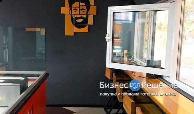 Фастфуд-кафе в Химках