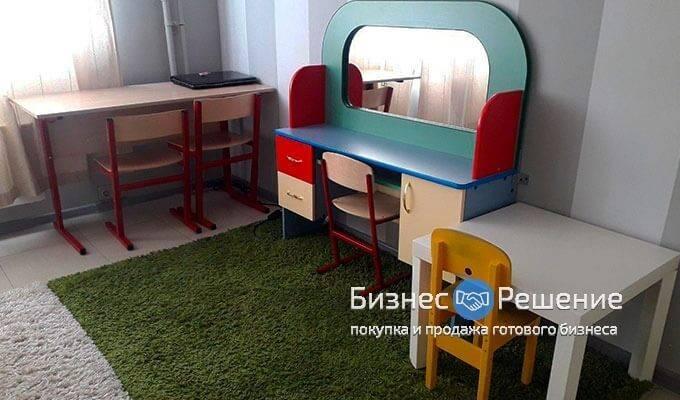Сеть детских развивающих центров с господдержкой