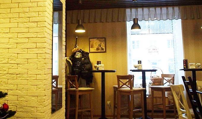 Прибыльная кофейня рядом с метро Серпуховская
