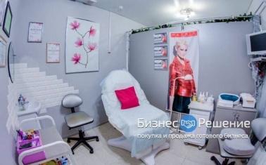 Салон красоты бизнес-класса в ЦАО