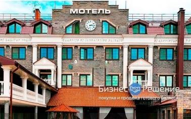 Гостинично-развлекательный комплекс в Истринском районе